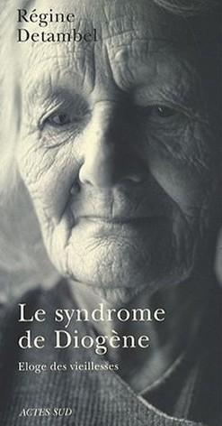 Régine Detambel - la vieillesse