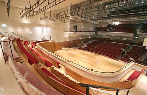 La Salle Pleyel?…un souvenir douloureux…