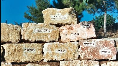 Un Kaddish…le chemin de la mémoire